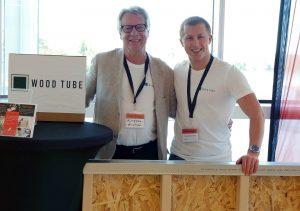 Kurt Härdig og Tobias Söderbom Olsson. Foto: Paper Province